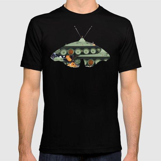 Butterfly Bomber T-shirt