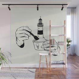 Treat Wall Mural