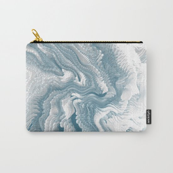 Abstract pattern 222 Carry-All Pouch