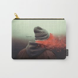 I am not here Carry-All Pouch