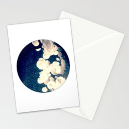 Jellyfish Space Stationery Cards