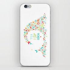 Tea Idea iPhone & iPod Skin