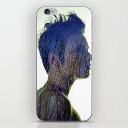 Inside/Outside iPhone Skin