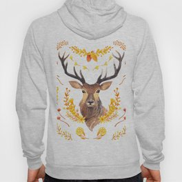 Autumn Deer Hoody