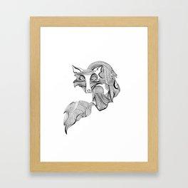 Reynard Fox Framed Art Print