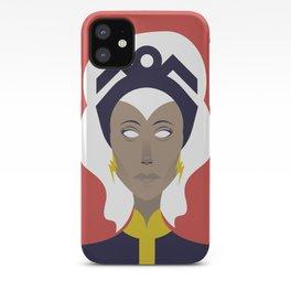 Storm X-Men Portrait iPhone Case