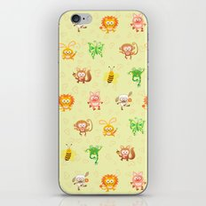 Baby animals iPhone & iPod Skin