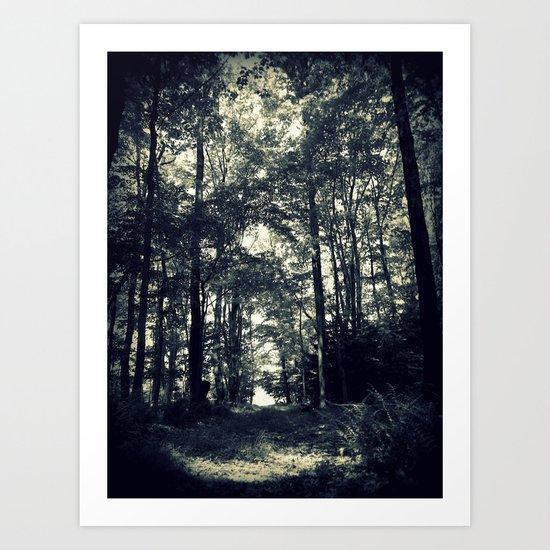 Shadowland Art Print
