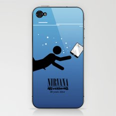 Nirvana's Nevermind: 20 years after iPhone & iPod Skin