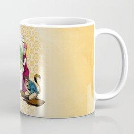 Caffiends: The Aficionado, the Cat, and the Spaz Coffee Mug