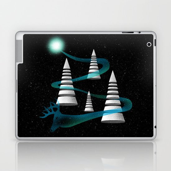 The Other Side Of The Galaxy Laptop & iPad Skin