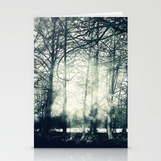 Faerie Wood Stationery Cards