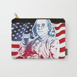Ben Drankin 4th of July Vintage Carry-All Pouch