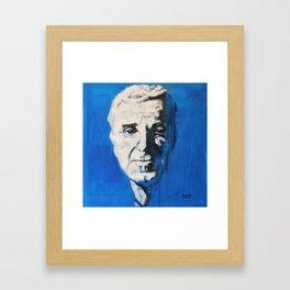Tant de Larmes et de Sourires Autour de Toi, toi... Framed Art Print