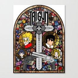 Trigun to the Maximum Canvas Print