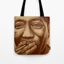 """""""mississippi man"""" Tote Bag"""