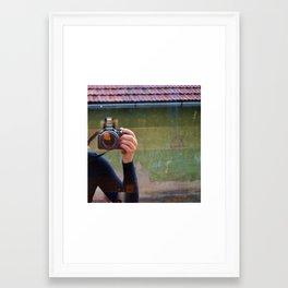 Nikon Framed Art Print