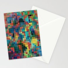 I'm Just An Array of Colours? Stationery Cards