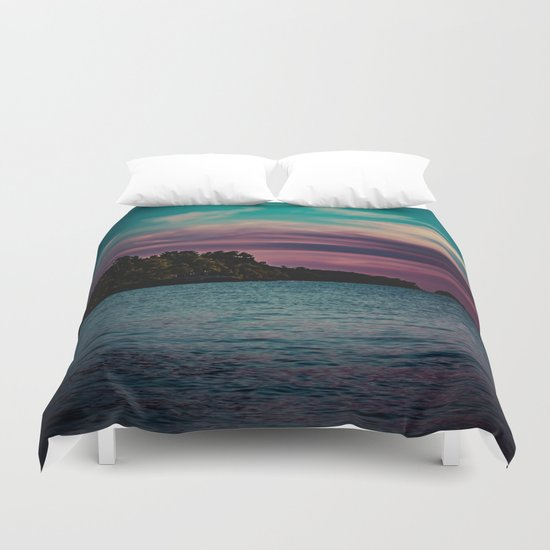 Port Austin Duvet Cover