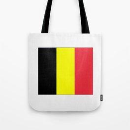 Flag of belgium-belgian,belge,belgique,bruxelles,Tintin,Simenon,Europe,Charleroi,Anvers,Maeterlinck Tote Bag