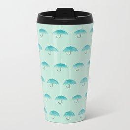 Umbrella Falls Metal Travel Mug