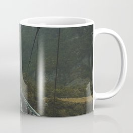 Hiking around the Mountains & Valleys of New Zealand Coffee Mug