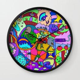 Abstract 16, RA Wall Clock