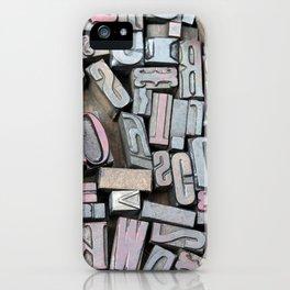 Print Studio iPhone Case