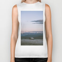 Living the dream - Landscape and Nature Photography Biker Tank