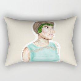 Un dulce y oscuro deseo Rectangular Pillow