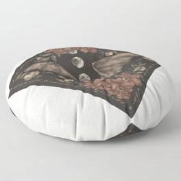 Bat Floor Pillow