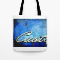 custom Tote Bags featuring Custom by Anthony Billings