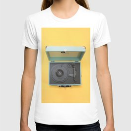 Lionel's Record Player T-shirt