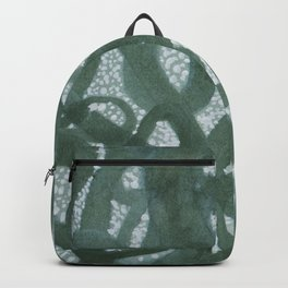 Entangling Green Backpack