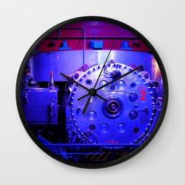 Synchrocyclotron #1 Wall Clock