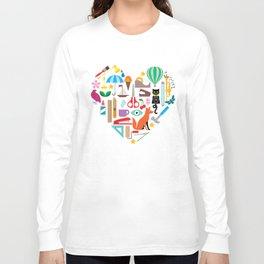 Heart It Long Sleeve T-shirt