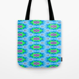 Savoriest Highbrow Pattern 4 Tote Bag