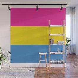 Pansexual Pride Wall Mural