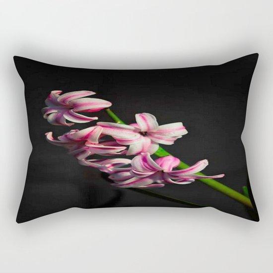 flower art Rectangular Pillow