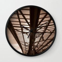 Hartlepool Station Wall Clock