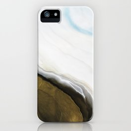 Slice of Heaven - Original Abstract Painting iPhone Case