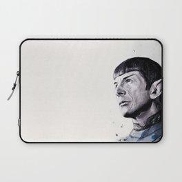 Goodbye Mr. Spock - Leonard Nimoy Laptop Sleeve