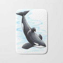 Bingo - Draw Every Captive Orca Project nr. 2 Bath Mat