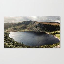 Lough Tay Canvas Print