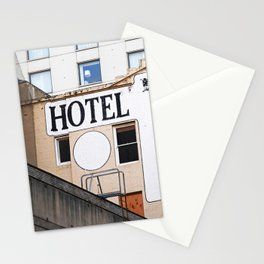 H OTEL Stationery Cards