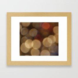 OO ~ Abstract Framed Art Print