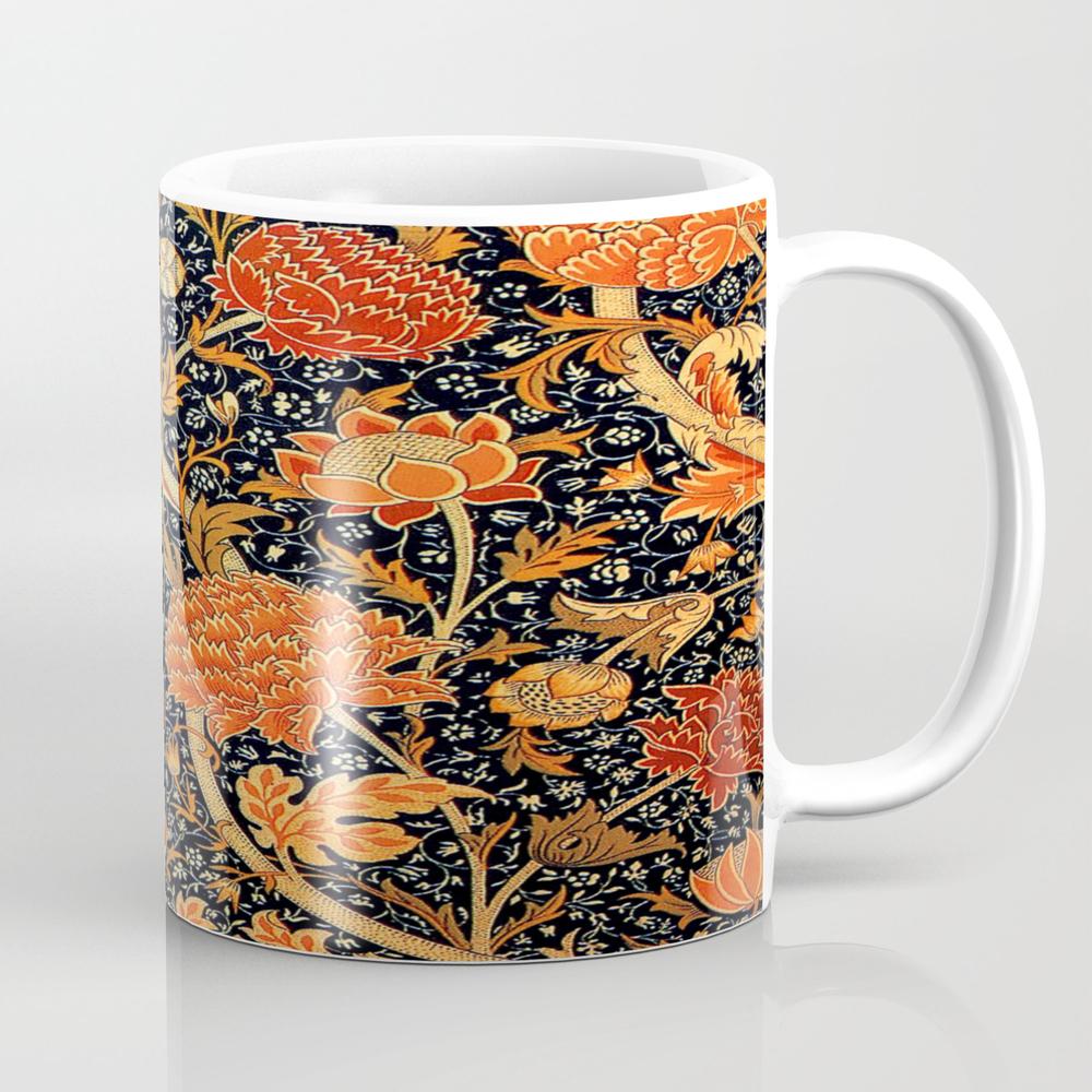 Cray, A William Morris Design Mug by Virginia5050 MUG7901694