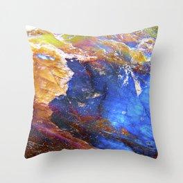 Labradorith Throw Pillow