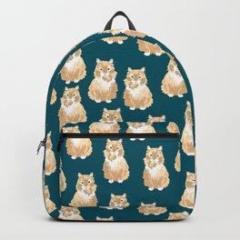 BJ Pattern Backpack