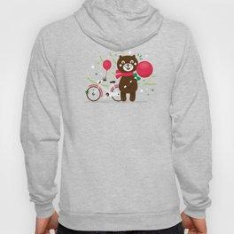 Sweet Bear with Giant Lollipop Hoody